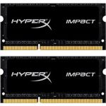 Porovnat ceny Kingston SO-DIMM 16 GB KIT DDR3L 1866 MHz HyperX Impact CL11 Black Series (HX318LS11IBK2/16)