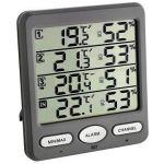 Porovnat ceny TFA 30.3054.10 Klima-Monitor (4009816027245)