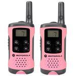 Porovnat ceny Motorola TLKR-T41 ružová (P14MAA03A1BN)