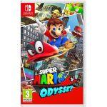Porovnat ceny Super Mario Odyssey - Nintendo Switch (NSS670) + ZDARMA Dárek pro předobjednávky: Super Mario Odyssey - originál klíčenka Dárek pro předobjednávky: Super Mario Odyssey - originál zápisník