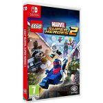Porovnat ceny WARNER BROS LEGO Marvel Super Heroes 2 - Nintendo Switch (5051892210744) + ZDARMA Šňůrka na klíče LEGO Marvel Super Heroes 2 - dárek k předobjednávkám
