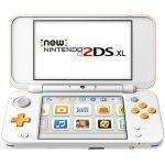 Porovnat ceny New Nintendo 2DS XL White & Orange (NI3H97212)