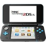 Porovnat ceny New Nintendo 2DS XL Black & Turquoise (NI3H97210)