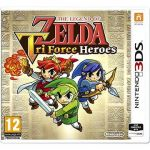 Porovnat ceny Nintendo 3DS - The Legend of Zelda: Tri Force Heroes (045496528423)