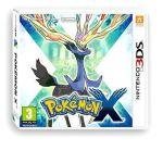 Porovnat ceny Nintendo 3DS - Pokémon X (045496524210)