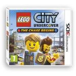 Porovnat ceny Nintendo 3DS - LEGO City Undercover: The Chase Begins (45496523725)