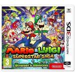 Porovnat ceny Mario & Luigi: Superstar Saga + Bowsers Minions - Nintendo 3DS (045496476038) + ZDARMA Dárek pro předobjednávky: Mario & Luigi - originál čistítko displeje