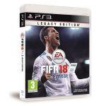 Porovnat ceny EA Games FIFA 18 Legacy Edition - PS3 (1049091) + ZDARMA Figurka - dárek k předobjednávce - Cristiano Ronaldo Herní doplněk Předobjednávkový bonus: 5 zlatých Jumbo balíčků