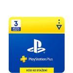 Porovnat ceny SONY PlayStation Plus 3 měsíční členství - CZ Digital (SCEE-XX-S0015597)