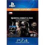 Porovnat ceny SONY Mortal Kombat X - XL Pack- SK PS4 Digital (SCEE-XX-S0023641)
