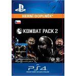 Porovnat ceny SONY Mortal Kombat X Kombat Pack 2- SK PS4 Digital (SCEE-XX-S0023810)