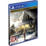Porovnat ceny ubisoft Assassins Creed Origins Gold Edition - PS4 (USP400292) + ZDARMA Herní doplněk k předobjednávce získej zdarma misi Tajemství prvních pyramid