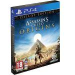 Porovnat ceny ubisoft Assassins Creed Origins Deluxe Edition + Šatka - PS4 (USP400290) + ZDARMA Herní doplněk k předobjednávce získej zdarma misi Tajemství prvních pyramid