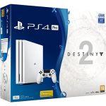 Porovnat ceny Sony PlayStation 4 Pro 1 TB - Glacier White + Destiny 2 (PS719900566)