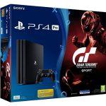 Porovnat ceny Sony PlayStation 4 Pro 1TB + Gran Turismo Sport