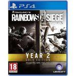 Porovnat ceny ubisoft Tom Clancys Rainbow Six: Siege Gold Season 2 - PS4 (3307216001935)
