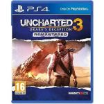 Porovnat ceny SONY Uncharted 3: Drake´s Deception Remastered - PS4 (PS719802464)