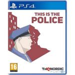 Porovnat ceny THQ Nordic This is the Police - PS4 (9120080070029)