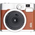 Porovnat ceny Fujifilm Instax Mini 90 Instant Camera hnedý (16423981)