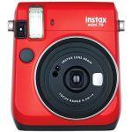 Porovnat ceny Fujifilm Instax Mini 70 červený (16513889)