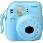 Porovnat ceny Fujifilm Instax Mini 8S Instant camera modrý (16427729)