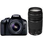 Porovnat ceny Canon EOS 1300D + 18-55mm DC III + 75-300 DC III (1160C049AA) + ZDARMA Stativ Hama Star 62