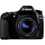 Porovnat ceny Canon EOS 80D + EF-S 18-55 mm IS STM (1263C033AA) + ZDARMA Paměťová karta Lexar 32GB SDHC 200x Premium (Class 10)