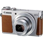 Porovnat ceny Canon PowerShot G9 X Silver (0924C002) + ZDARMA Ministativ MANFROTTO MTPIXI-B PIXI čierny