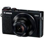 Porovnat ceny Canon PowerShot G9 X Black (0511C002) + ZDARMA Ministativ MANFROTTO MTPIXI-B PIXI čierny