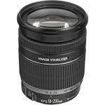 Porovnat ceny Canon EF-S 18-200 mm F3.5 - 5.6 IS Zoom čierny (2752B005CA) + ZDARMA Čisticí utěrka Hama utierka MICRO OPTIC-CLEANER