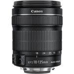 Porovnat ceny Canon EF-S 18-135 mm F3.5 - 5.6 IS STM (6097B005) + ZDARMA Čisticí utěrka Hama utierka MICRO OPTIC-CLEANER