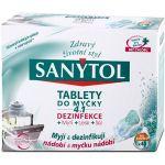 Porovnat ceny Sanytol 4 v 1 tablety do myčky nádobí 40 ks