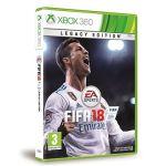Porovnat ceny EA Games FIFA 18 Legacy Edition - Xbox 360 (1034439) + ZDARMA Figurka - dárek k předobjednávce - Cristiano Ronaldo Herní doplněk Předobjednávkový bonus: 5 zlatých Jumbo balíčků