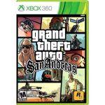 Porovnat ceny ROCKSTAR GAMES Xbox 360 - Grand Theft Auto San Andreas (5026555264976)
