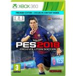 Porovnat ceny KONAMI Pro Evolution Soccer 2018 Premium Edition - Xbox 360 (4012927131015)