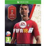 Porovnat ceny EA Games FIFA 18 - Xbox One (1034491) + ZDARMA Figurka - dárek k předobjednávce - Cristiano Ronaldo Herní doplněk Předobjednávkový bonus: 5 zlatých Jumbo balíčků / Cristiano Ronaldo na 5 zápasů / 8 spec. dresů