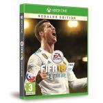 Porovnat ceny EA Games FIFA 18 Ronaldo Edition - Xbox One (1061384) + ZDARMA Figurka - dárek k předobjednávce - Cristiano Ronaldo