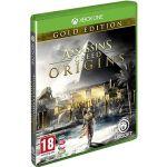 Porovnat ceny ubisoft Assassins Creed Origins Gold Edition - Xbox One (USX300292) + ZDARMA Herní doplněk k předobjednávce získej zdarma misi Tajemství prvních pyramid