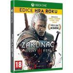 Porovnat ceny CD Project RED Zaklínač 3: Divoký hon - Edícia Hra Roka CZ - Xbox One (8595071033887)