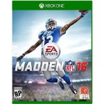Porovnat ceny EA Games Xbox One - Madden NFL 16 (1024200)