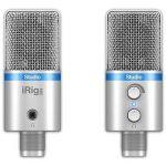 Porovnat ceny IK Multimedia iRig MIC Studio Silver (8025813586031)