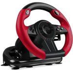 Porovnat ceny SPEED LINK TRAILBLAZER Racing Wheel for PS4/Xbox One/PS3 Black (SL-450500-BK)