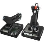 Porovnat ceny Logitech Saitek X52 Pro Flight Control System (945-000003)