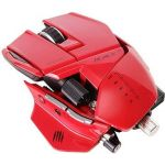 Porovnat ceny Mad Catz R.A.T. 9 červená (MCB437090013/02/1)