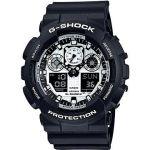 Porovnat ceny CASIO G-SHOCK GA 100BW-1A (4971850031215)