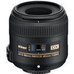 Porovnat ceny Nikon NIKKOR 40 mm F2.8 AF-S ED DX MICRO (JAA638DA)