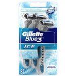 Porovnat ceny Gillette Blue 3 Ice 3 ks