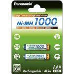 Porovnat ceny Panasonic eneloop NiMH AAA 930mAh 2ks (HR-4U-2BP (1000))