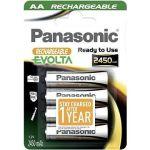 Porovnat ceny Panasonic Ready to Use EVOLTA AA HHR-3XXE / 4BC 2450 mAh (HHR-3XXE/4BC 2450)