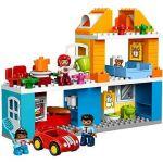 Porovnat ceny LEGO DUPLO Town 10835 Rodinný dom (5702015865623)